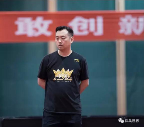 中国乒乓球女队分组公布 孔令辉任女一队主教练