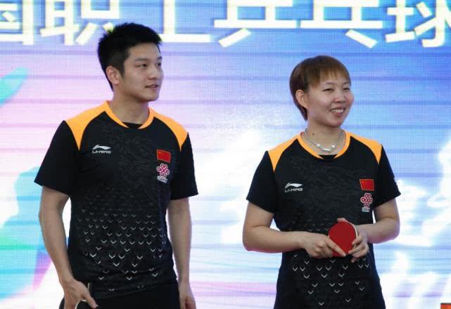 中国乒协公布第二季度排名 樊振东朱雨玲跃居榜首