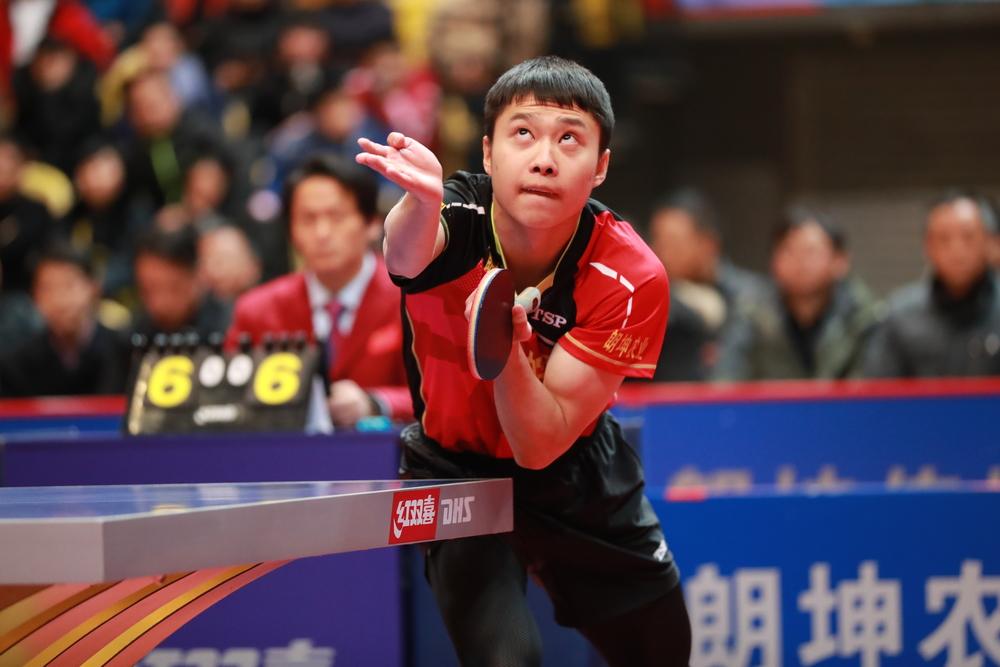2018-2019乒超联赛安徽凤台赛区新闻发布会在凤台召开