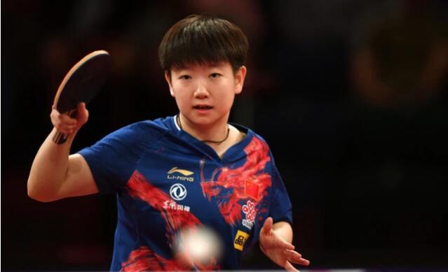 九连冠!乒乓世界杯女团中国3-0日本问鼎 孙颖莎上演大逆转