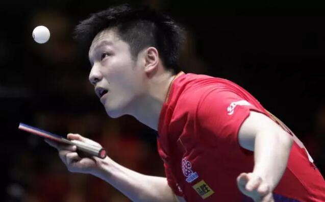 世界杯中国男乒3-1逆转韩国夺冠 豪取八连冠樊振东独得2分