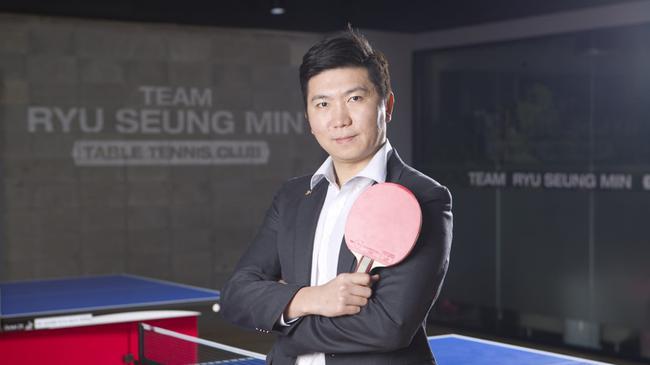 国际乒坛:柳承敏任韩乒协主席 伊藤获奥运资格